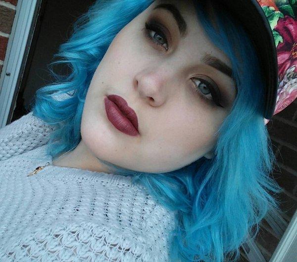 Rebecca's Matte Berry Lip