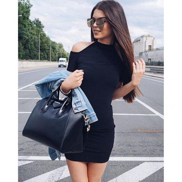 clothing, sleeve, dress, zipper, little black dress,