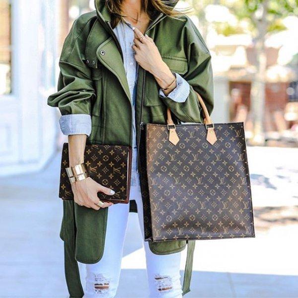 clothing, green, sleeve, bag, pattern,