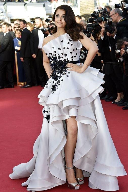 Aishwarya Rai at the Cannes Film Festival
