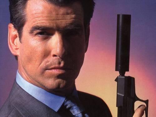 """the Name's Bond. James Bond"""