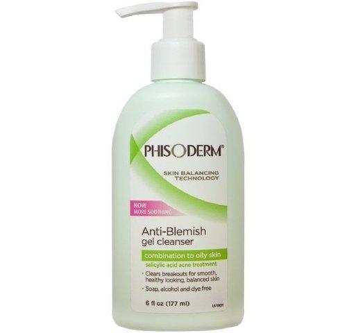 Phisoderm anti-Blemish Gel Cleanser
