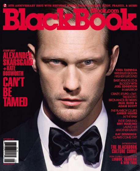 Alexander Skarsgård for Blackbook