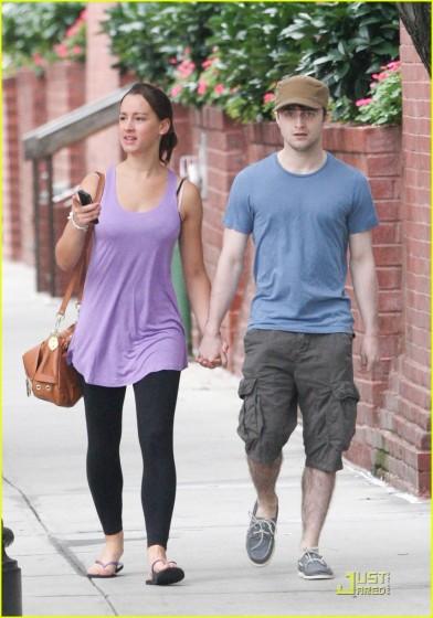 Daniel Radcliffe's Mystery Girlfriend Revealed