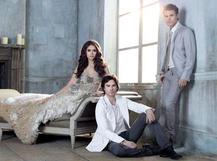 Vampire Diaries Season 3 Promo Shot