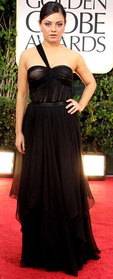 Modcloth 'Right on Corsage' Dress (Mila Kunis)