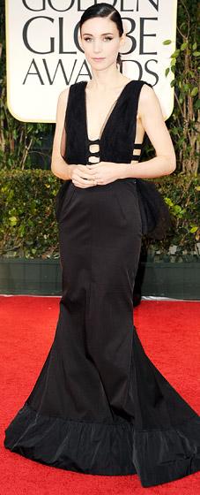 Joseph 'Gwyneth' Maxi Dress (Rooney Mara)
