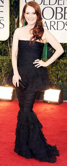 Dorothy Perkins Peplum Dress (Julianne Moore)