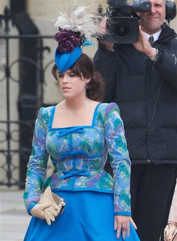 Princess Eugenie of York – Royal Wedding Outfit