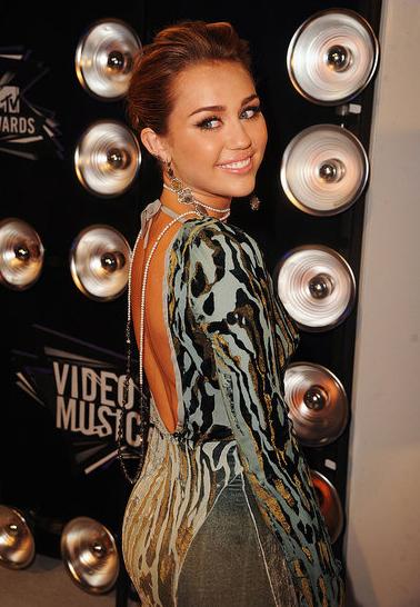 Miley Cyrus –VMA Awards