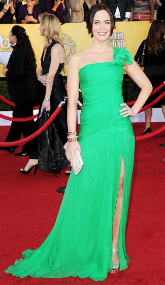 The SAG Awards Red Carpet - Emily Blunt