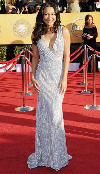The SAG Awards Red Carpet - Naya Rivera