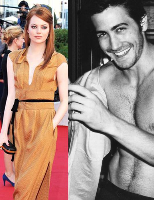 Emma Stone & Jake Gyllenhaal
