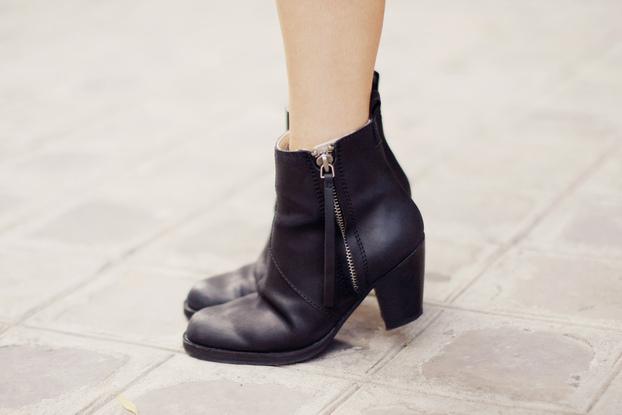 Acne 'Pistol' Boots