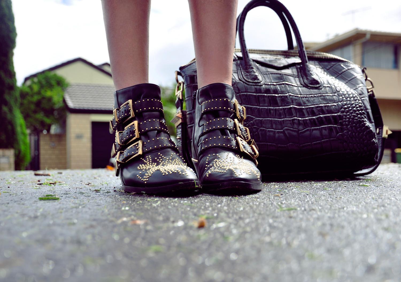 Chloé 'Susan' Boots