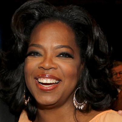 Oprah...