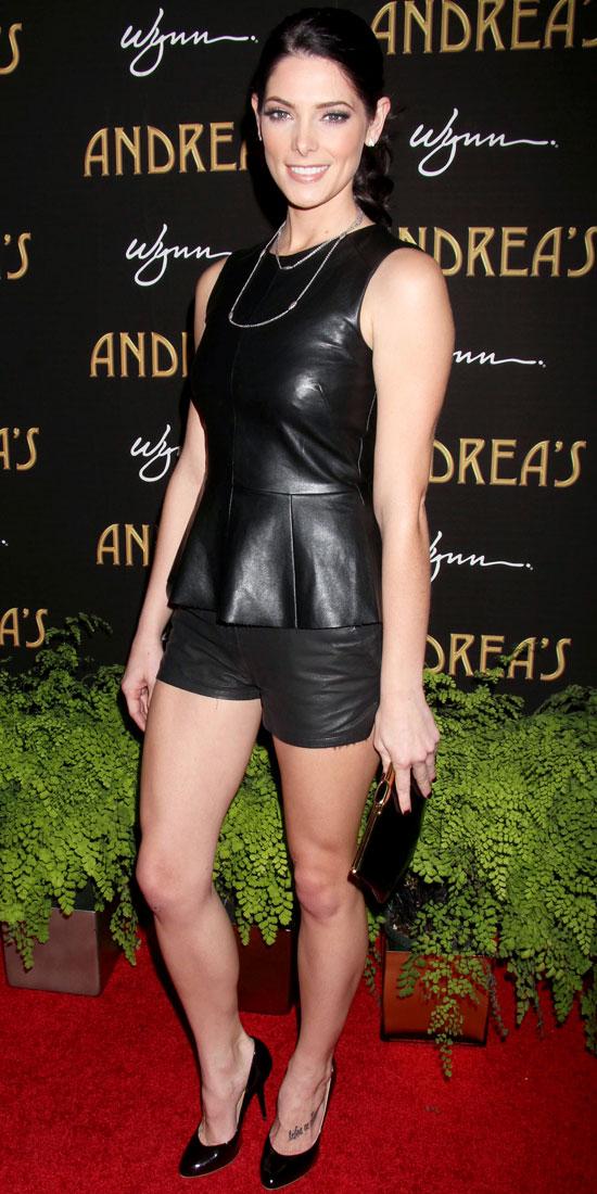 Ashley Greene 10 Celebrities Wearing Peplum Who Wore