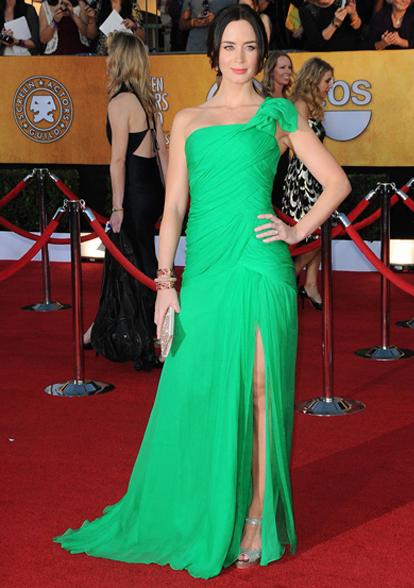 Elegant Emily Blunt