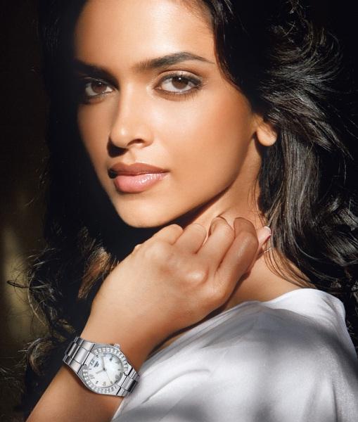 Deepika Padukone for Tissot - 7 Female Watch Brand ...