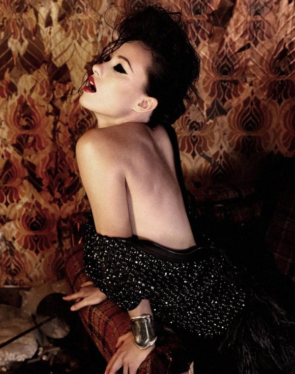 Olivia Wilde…