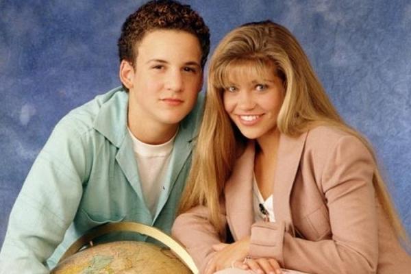 Cory and Topanga