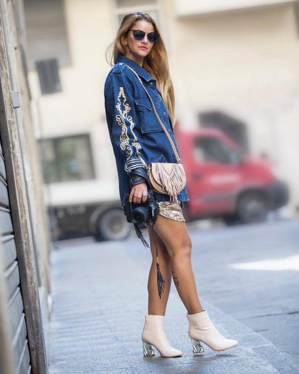 clothing, footwear, outerwear, denim, spring,