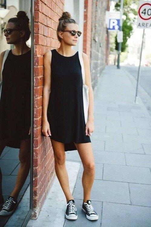 clothing,footwear,dress,little black dress,spring,