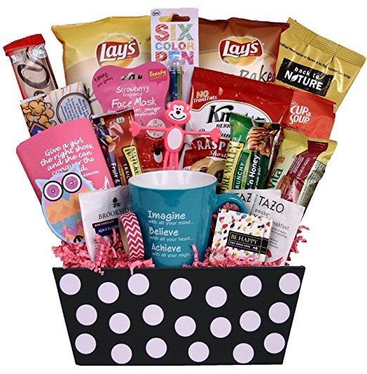 Lays, gift basket, basket, hamper, product,