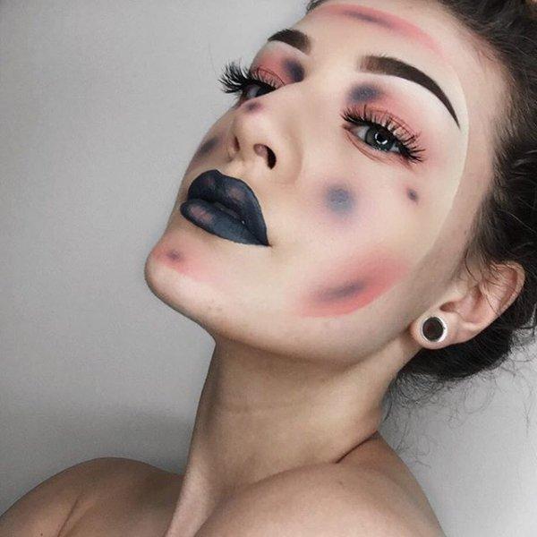eyebrow, eyelash, model, beauty, nose,