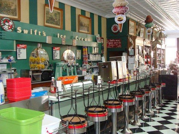 Borroum's Drug Store, Corinth, Mississippi