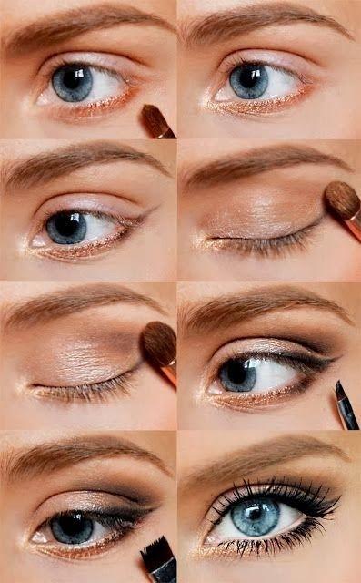 Augen Make Up Schritt Fur Schritt Rs89 Startupjobsfa