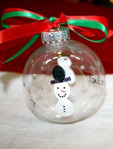 Snowman Fingerprint