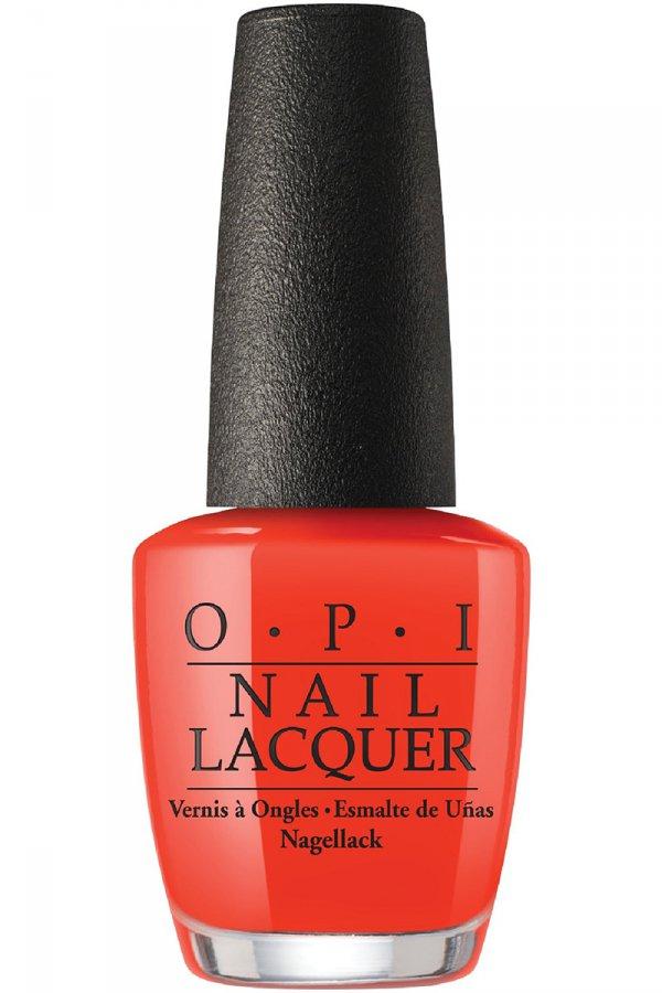 nail polish, nail care, red, orange, cosmetics,