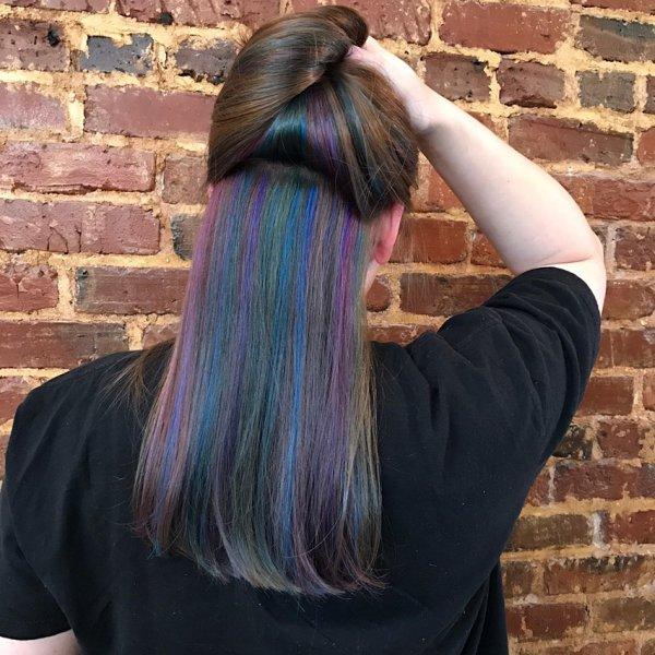 hair, color, blue, hairstyle, long hair,
