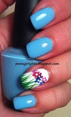 color,nail,finger,nail care,blue,