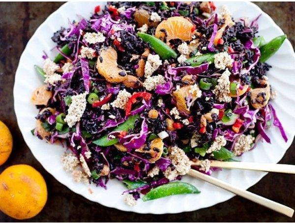 food, dish, produce, salad, vegetable,