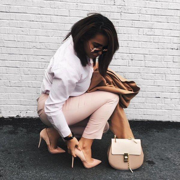 white, footwear, sitting, shoulder, shoe,