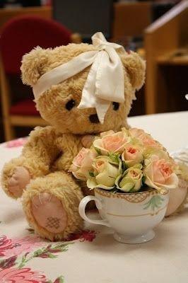 Teddy Bears and Tea Parties
