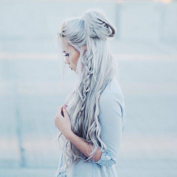 hair, hairstyle, photo shoot, veil,