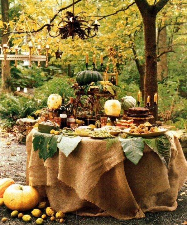 Fall Wedding Buffet Menu Ideas: 20 Awesome Fall Buffet Ideas For Your