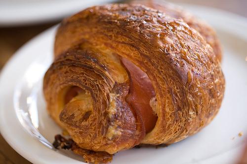 Easy Ham Croissants