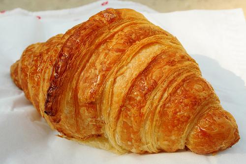 Simple Croissants