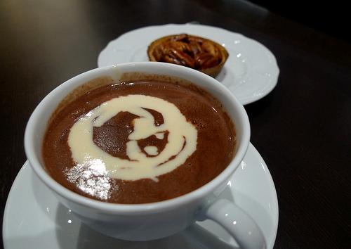 Parisian Warm Chocolate