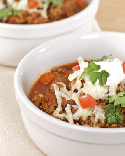 Jimmy Fallon's Crock-Pot Chili: Famous Slow-Cooker Recipes...