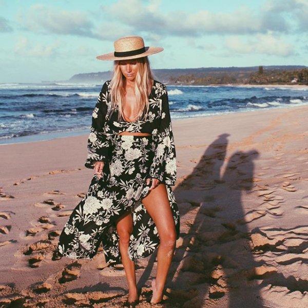 clothing, sea, beach, beauty, sand,