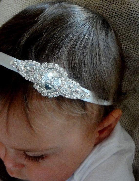 Christening Headpiece