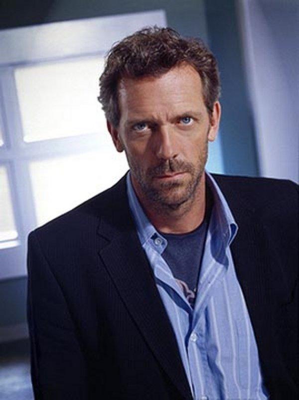 Hugh Laurie – House