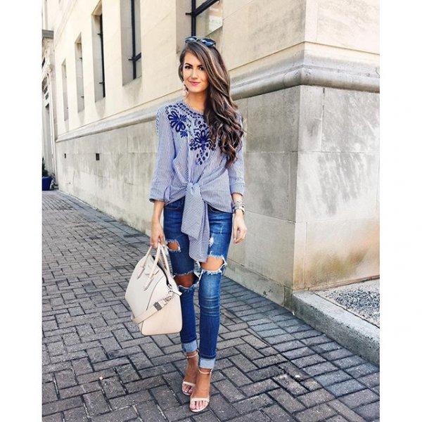 clothing, sleeve, denim, footwear, jeans,
