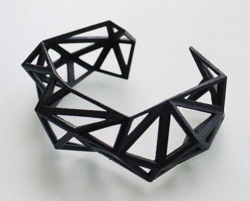 Geometric Bracelet by Archetype Z Studio
