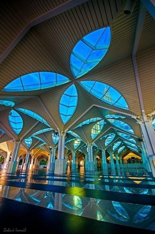 The National Mosque of Malaysia, Kuala Lumpur